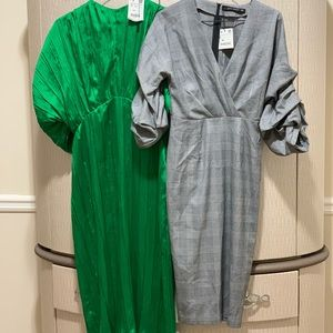 What a bargain! 2 gorgeous dresses $150